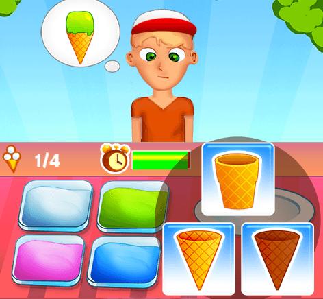 Dondurma Oyunu