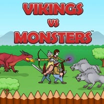 Vikingler vs Canavarlar