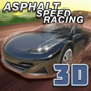 3D Asphalt Hız Yarışı